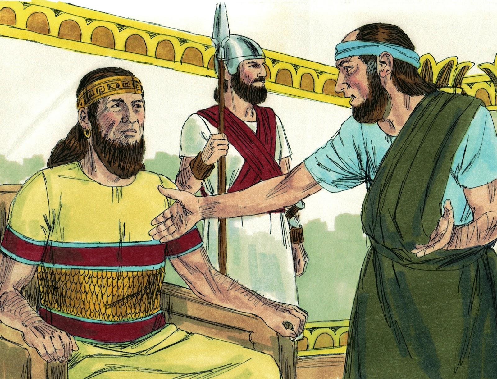 Bible Fun For Kids King Hezekiah