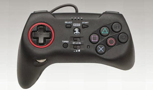 Configuring a specific controller for a specific console