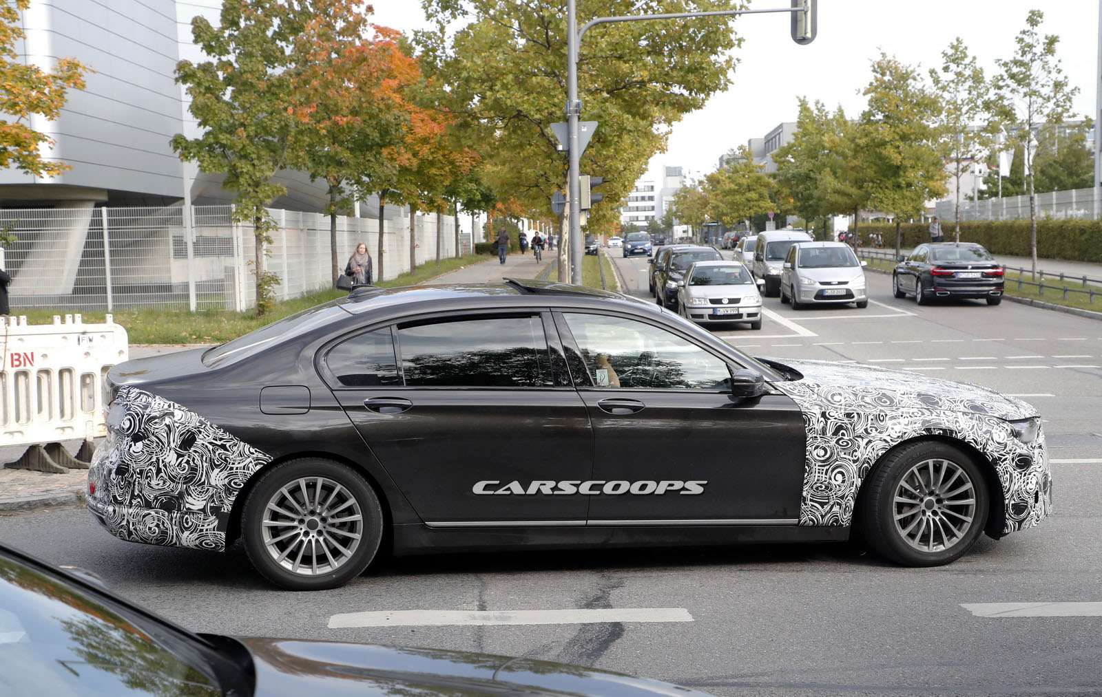 7 Facelifted 2019 Bmw 7 Series To Adopt More Dynamic Design