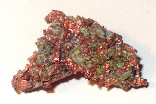 mineral copper nuggets
