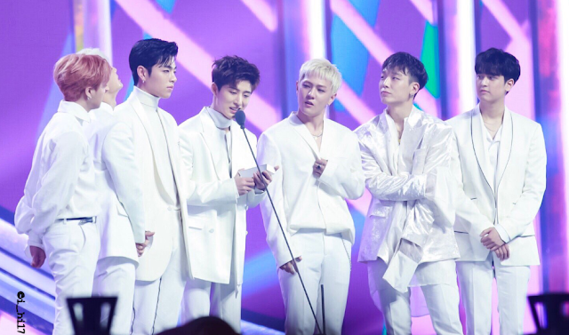 iKON Brings 3 Awards from Melon Music Award 2018