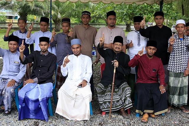 Mantan Imam Besar FPI Aceh Nyatakan Dukungan untuk Jokowi-Kiai Ma'ruf
