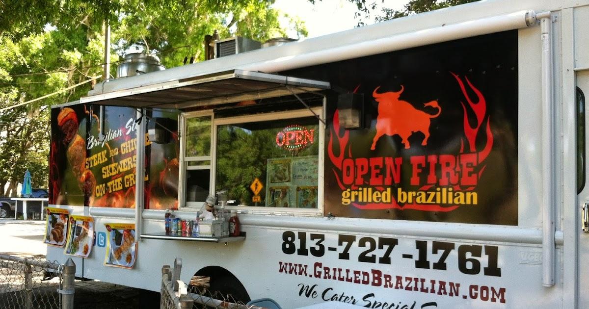 Gaucho S Fire Food Truck