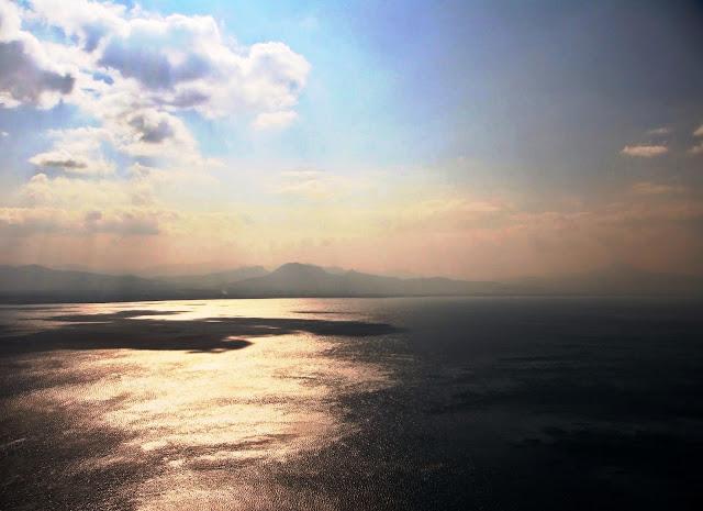 View from Osios Patapios Loutraki Greece Photo Greeker than the Greeks