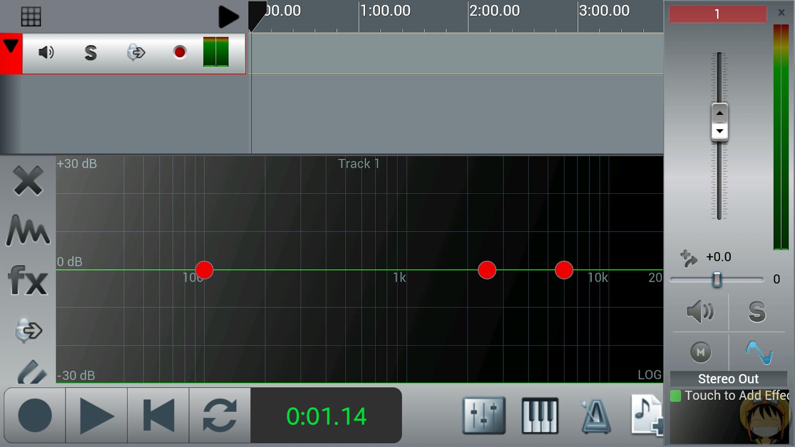 Irwan D Luffy Blog N Track Studio Pro Apk