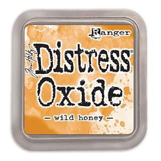Oxide Ink Pad WILD HONEY