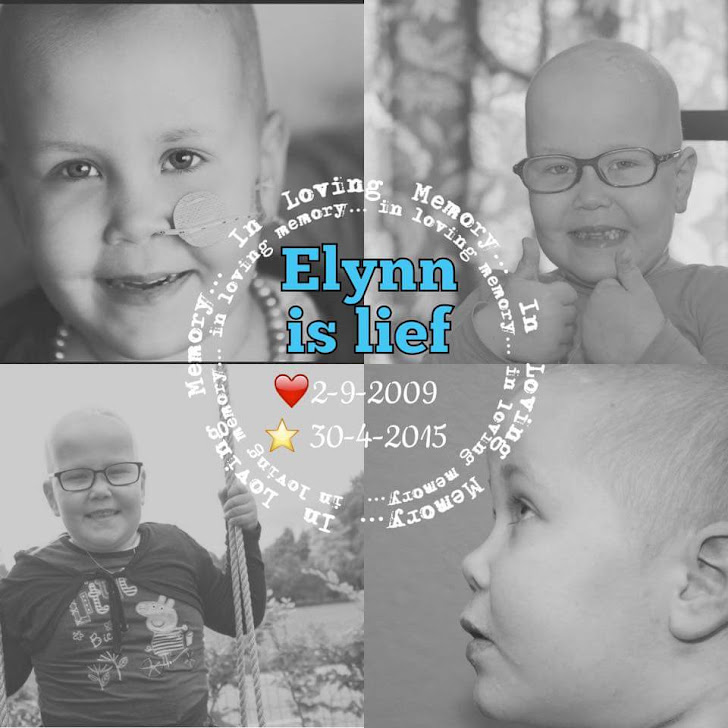 In loving memory Elynn