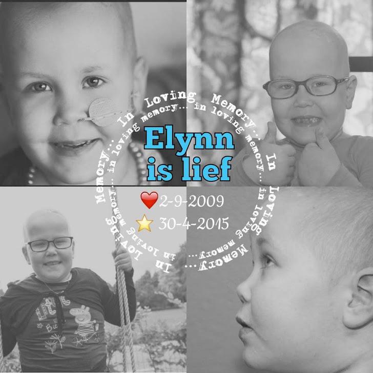 In loving memory Elynn