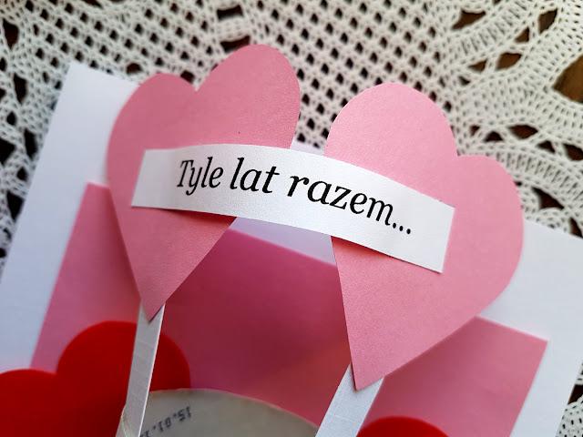 14 lutego, DIY, do it yourself, Dzień Zakochanych, handmade, kartki na Walentynki, kartki walentynkowe, prace plastyczne, prezent na Walentynki, Święto Zakochanych, Walentynki 2019