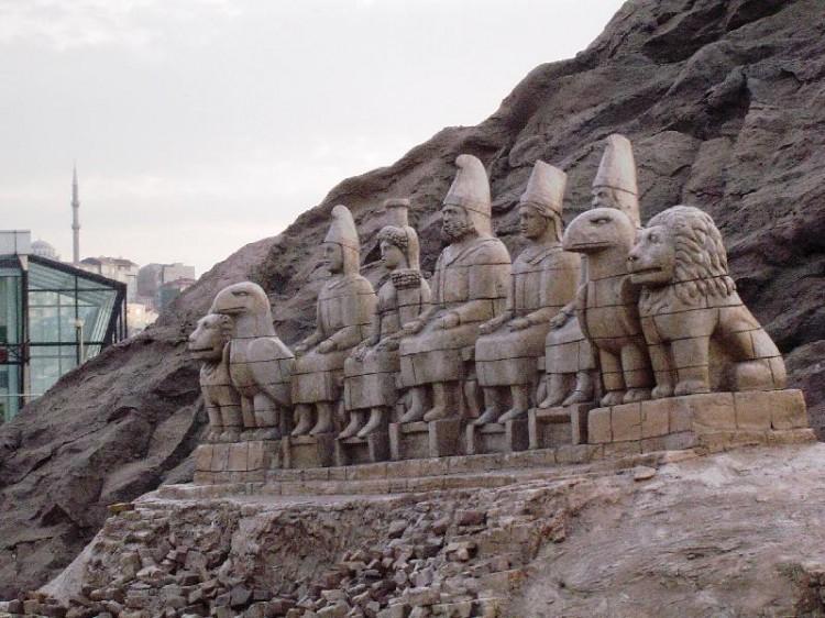 Nemrut Dağı Resimleri