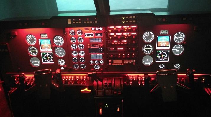 Simulador King Air