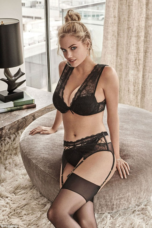 Yamamay Lingerie Fall Winter 2018 Campaign