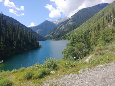 Jezioro Kolsai konno