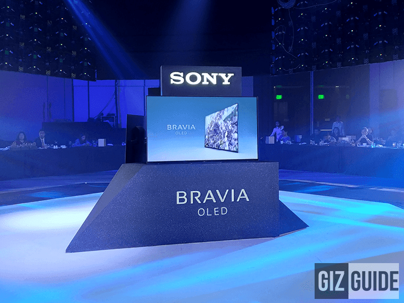 Sony BRAVIA intros new OLED and LED 4K HDR TVs in PH