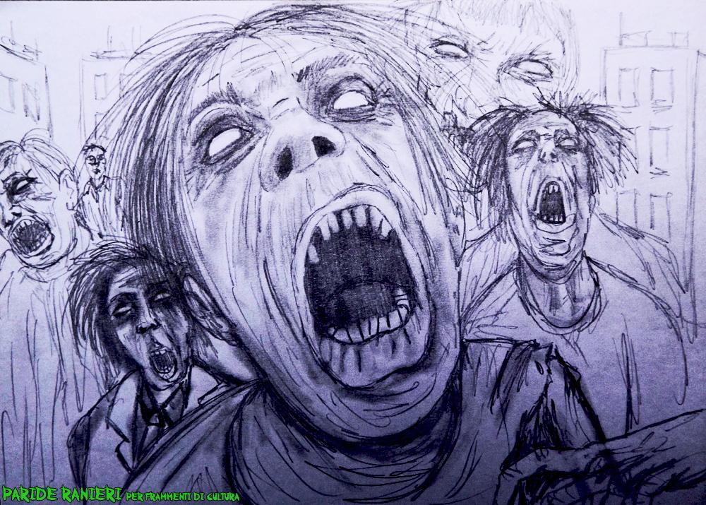 Zombie e decadenza dell'arte