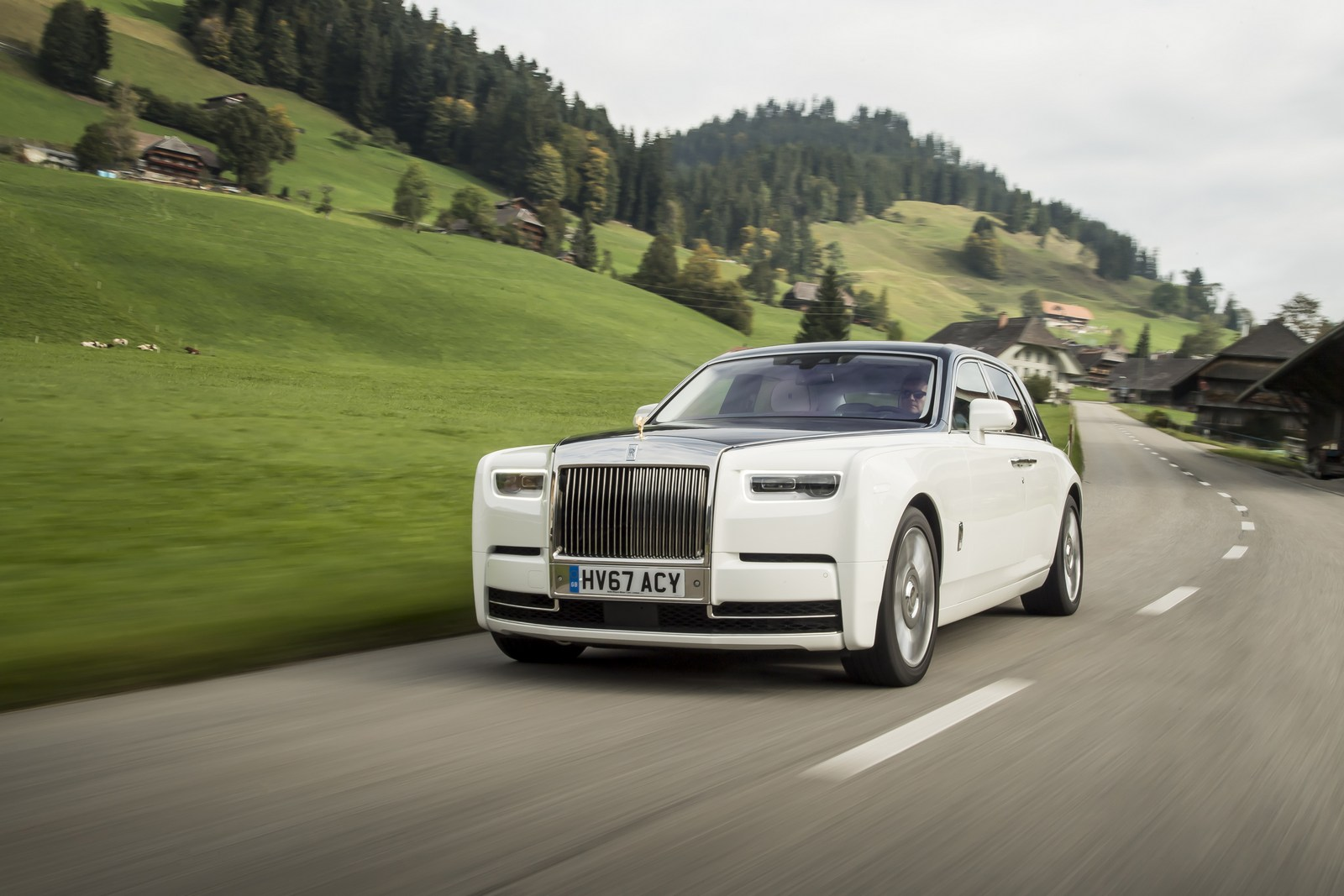 Rolls-Royce Is Getting Serious About An EV, Would Need To