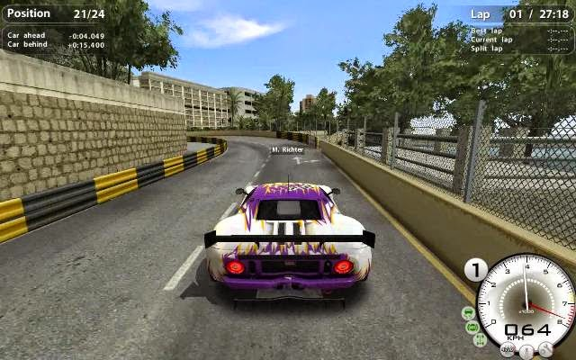 RACE Injection PC Games Gameplay