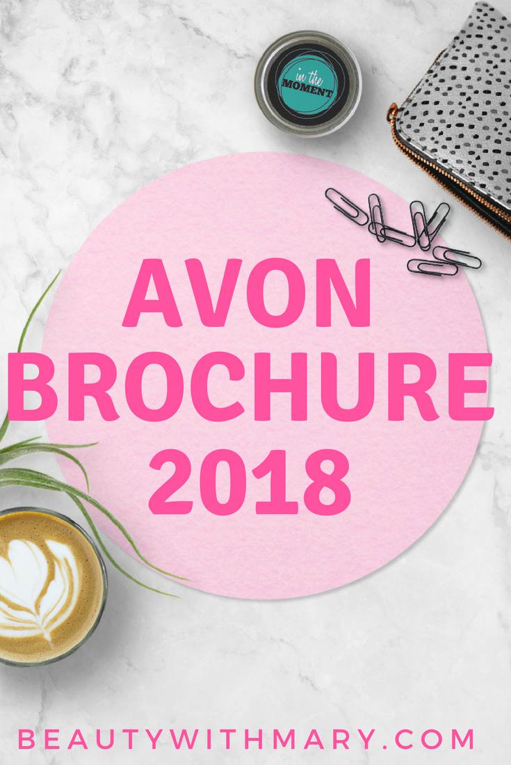 Avon Brochure October 2018 Buy Avon Online View New Brochure