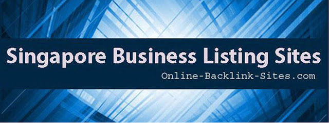 Singapore Local Business Listing Sites List