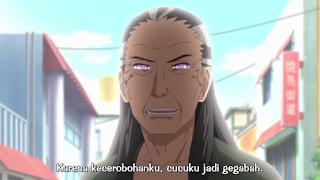 Boruto: Naruto Next Generations Episode 138 Subtitle Indonesia