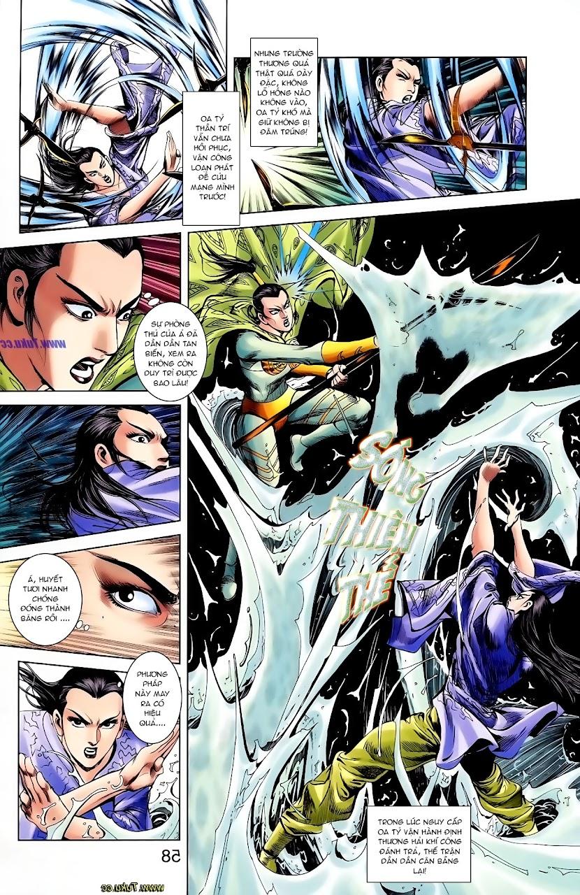 Cơ Phát Khai Chu Bản chapter 114 trang 9
