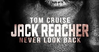 John Reacher Never Go Back