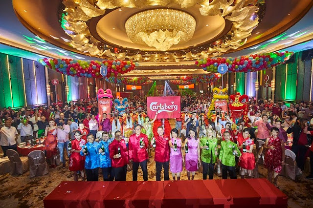 Carlsberg Malaysia Kicks Off Chinese New Year 2019