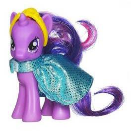 My Little Pony Royal Ball Set Twilight Sparkle Brushable Pony