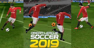 Trik Skill Pemain Dream League Soccer 2019