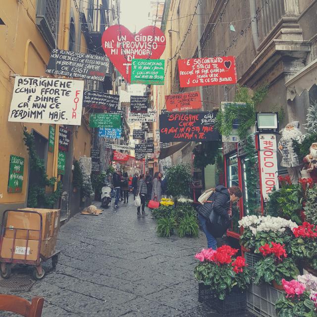 Napoli: tour tra cuore e anima della mia terra