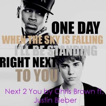 Today's Pick: Chris Brown & Justin Bieber Want To Stand