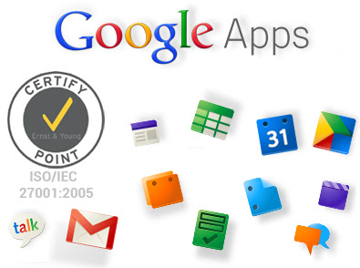 Google apps them chung chi bao mat