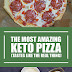 The Best Keto Pizza (Tastes Like the Real Thing)