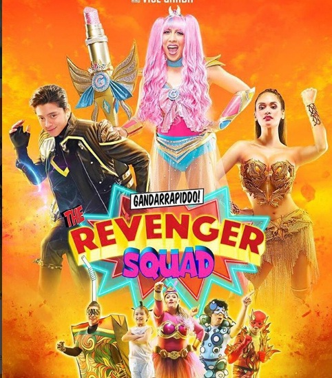Gandarrapiddo: The Revenger Squad Star Cinema