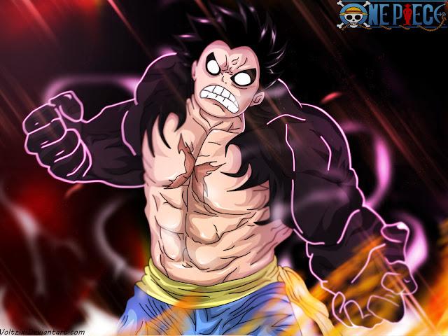 One Piece Dan Konspirasi Besar Dunia - Luffy Gear