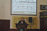 Dewan dan Eksekutif Setujui Pembahasan Raperda Kenaikan Penghasilan Pimpinan dan Anggota DPRD NTB