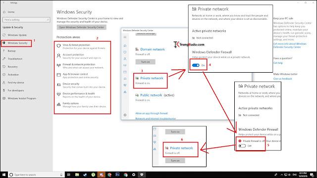 Cách tắt Windows Defender trên Win 10