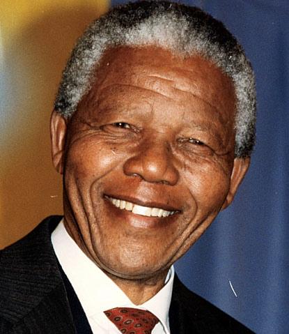 MANDELA NELSON BIOGRAPHY