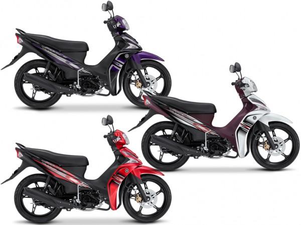 Harga Dan Spesifikasi Yamaha Force Terbaru 2013