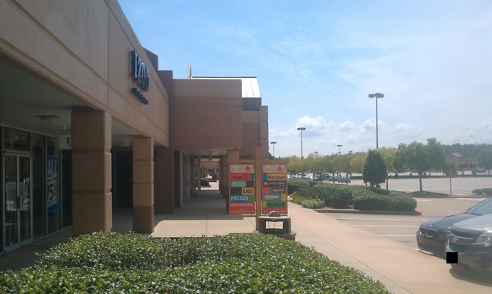 The Louisiana and Texas Retail Blogspot: Conroe Outlets