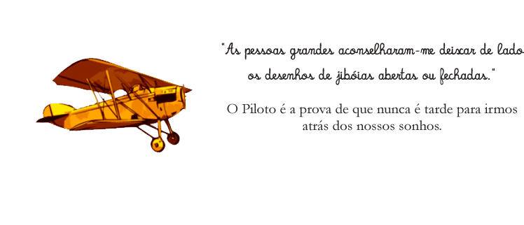 Frases Do Pequeno Principe: Desmascarada: O Pequeno Príncipe, Seus Personagens E Lições