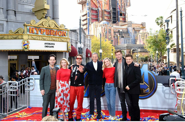 'Avengers' Stars along with Disney team up to donate $5 M for Children's Hospital