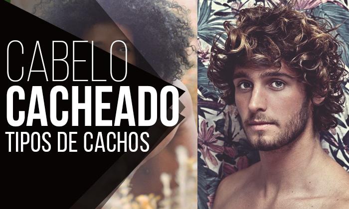 Macho Moda - Blog de Moda Masculina  Cabelo Cacheado Masculino ... 6b1dddf3e8