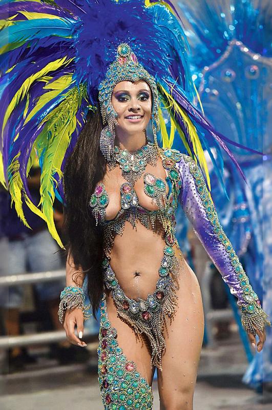 Brazil Carnival 2016