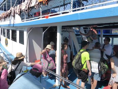 Excursión Bahía de Phang Nga, Tailandia, La vuelta al mundo de Asun y Ricardo, vuelta al mundo, round the world, mundoporlibre.com