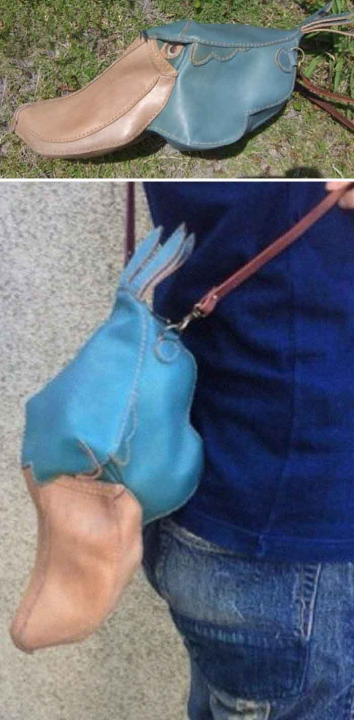 Japanese Artist Creates Mind-Blowing Creature-Inspired Handbags And Other Accessories That Look Incredibly Real