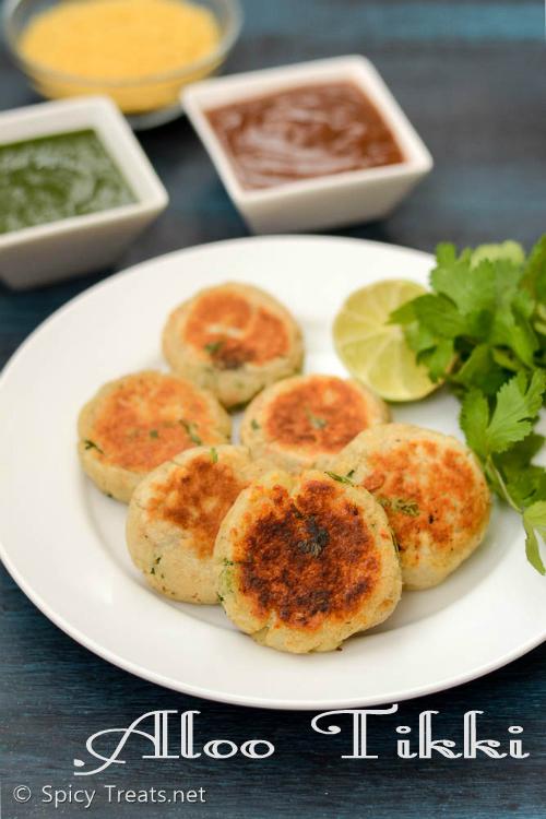 Aloo Tikki Recipe