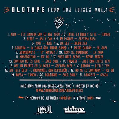 Oldtape - From Los Luises Vol 1