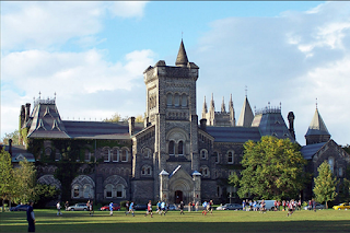 Overview of University of Toronto Profile