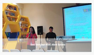 RISE Indonesia, Pusat Kursus Bahasa Inggris Anak